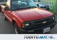 1995 Chevrolet S 10