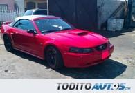2002 Ford Mustang Bullitt GT