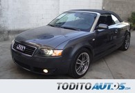 2006 Audi A4 1.8 T Cabriolet
