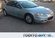 2002 Chrysler Sebring 2.4 LX