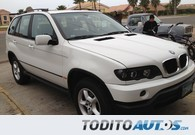 2002 BMW X5 3.0i Steptronic