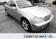 2001 Mercedes-Benz 240 D