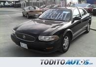 2001 Buick Le Sabre