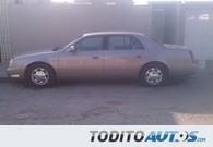 2001 Cadillac DHS