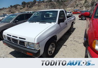 2001 Nissan Pick Up