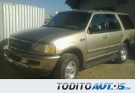 1998 Ford Expedition Max