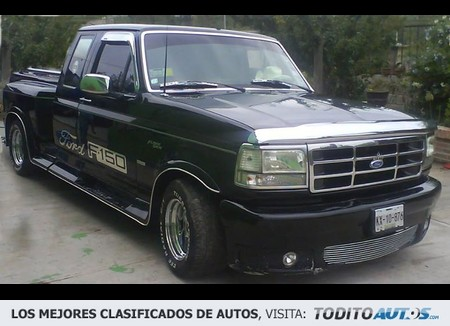 1995 Ford F-550